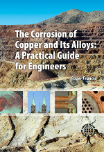 Book cover: The Corrosion of Copper and its Alloys