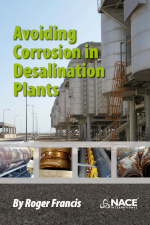 Book cover: Avoiding Corrosion in Desalination