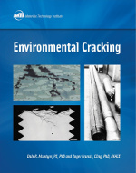 Book cover: Environmental Cracking