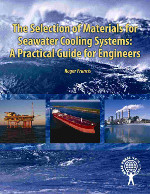 Book cover: The Selection of Materials for Seawater Cooling Systems